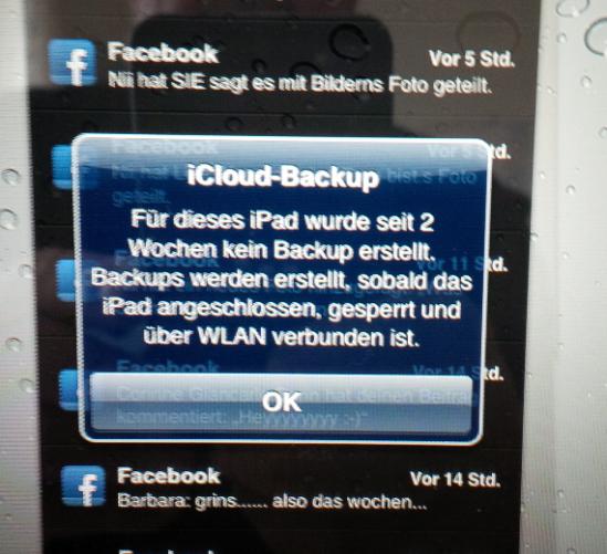 icloude-Backup