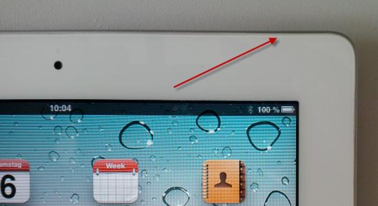 iPad_LOCK_Taste