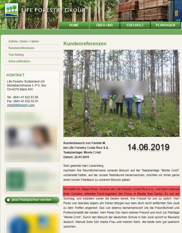 liesenberg bettingen switzerland