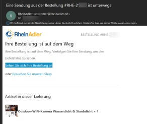 Rheinadler_Kamera